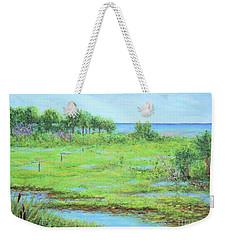 St. Marks Refuge I - Summer Weekender Tote Bag