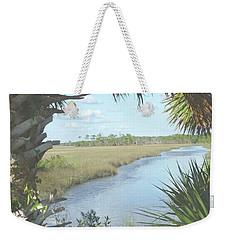 St. Mark's Marshes Weekender Tote Bag