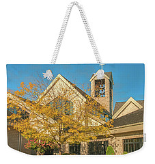 St. Mary Magdalene Weekender Tote Bag by Trey Foerster
