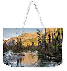 St. Mary River Weekender Tote Bag