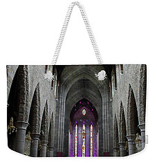 St. Mary's Cathedral, Killarney Ireland 1 Weekender Tote Bag