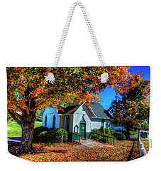 St Mary's Church Weekender Tote Bag by Dale R Carlson