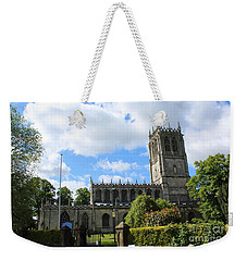St. Mary's,tickhill Weekender Tote Bag