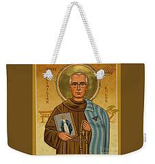 St. Maximilian Kolbe - Jckol Weekender Tote Bag