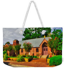 St. Michael The Archangel Maronite Catholic Church - Spring Time Weekender Tote Bag