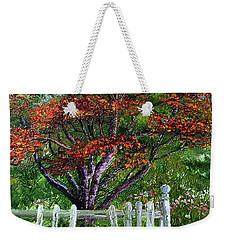 St. Michael's Tree Weekender Tote Bag
