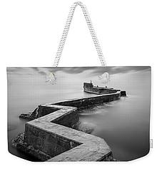 St Monans Breakwater Weekender Tote Bag