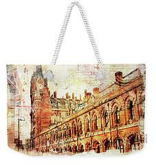 St Pancras Weekender Tote Bag
