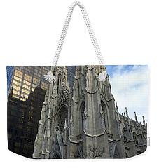 St. Patricks Cathedral Weekender Tote Bag