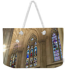 St. Patricks Cathedral Interior Weekender Tote Bag