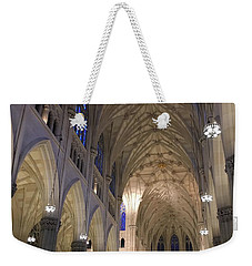 St. Patricks Cathedral Main Interior Weekender Tote Bag
