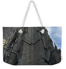 St. Patricks Cathedral Perspective Weekender Tote Bag