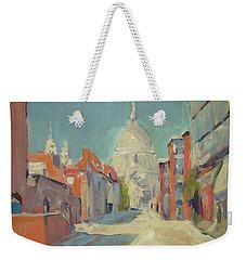 St Pauls London Weekender Tote Bag