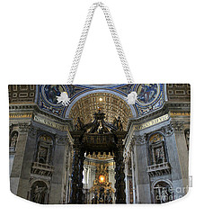 St. Peter's Basilica Weekender Tote Bag