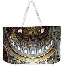 St. Peters Basilica Dome Weekender Tote Bag