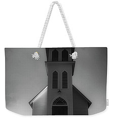 Weekender Tote Bag featuring the photograph St. Peter's Church by Joseph Hollingsworth