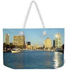 St Petersburg Florida Weekender Tote Bag