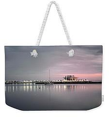 St Petersburg Pier Weekender Tote Bag