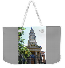 St. Phillips Episcopal Church, Charleston, South Carolina Weekender Tote Bag