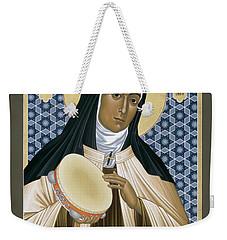 St. Teresa Of Avila - Rltoa Weekender Tote Bag