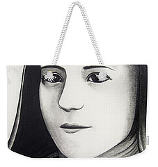 St. Therese Of Lisieux Weekender Tote Bag