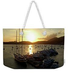 St. Thomas Harbor Weekender Tote Bag