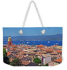 St-tropez Skyline Weekender Tote Bag