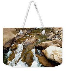 St. Vrain Weekender Tote Bag