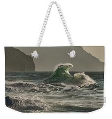 Stack Wave Weekender Tote Bag