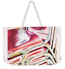 Stacked Chairs Abstract 2. Weekender Tote Bag