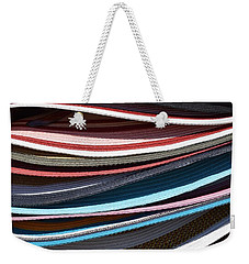 Stacked Sombreros Weekender Tote Bag