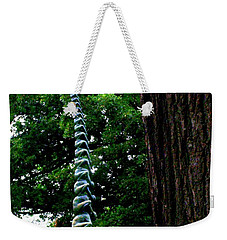 Stacking Infinity Weekender Tote Bag