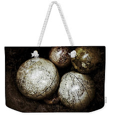 Stacking Worlds Weekender Tote Bag