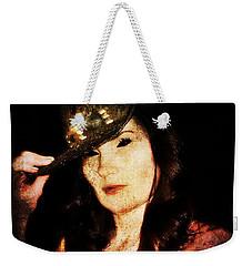 Stacy 1 Weekender Tote Bag