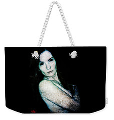 Stacy 2 Weekender Tote Bag by Mark Baranowski