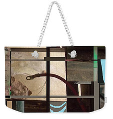 Stage Weekender Tote Bag by Andrew Drozdowicz