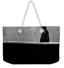 Weekender Tote Bag featuring the photograph Stage by Andrey  Godyaykin