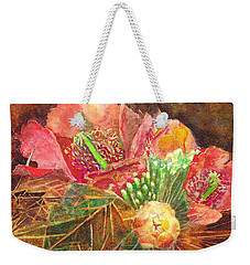 Staghorn In Bloom Weekender Tote Bag