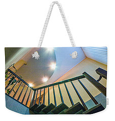 Staircase Weekender Tote Bag by Vladimir Kholostykh