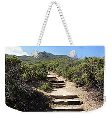 Stairway To Heaven On Mt Tamalpais Weekender Tote Bag