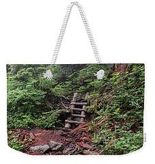 Stairway To Heaven Weekender Tote Bag by Rod Wiens