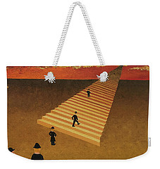 Stairway To Heaven Weekender Tote Bag by Thomas Blood