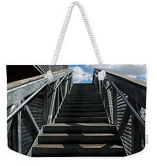 Stairway To The Sky Weekender Tote Bag