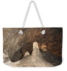 Stalagmite View 2 Weekender Tote Bag by James Gay