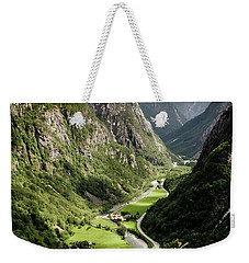 Stalheim Valley Weekender Tote Bag