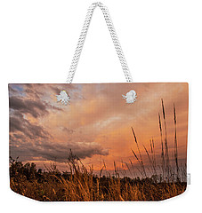 Stalking The Sky  Weekender Tote Bag