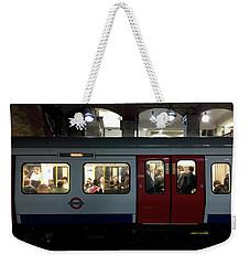 Stalled Underground Weekender Tote Bag
