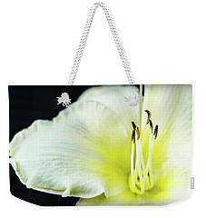Stamen At Attention Weekender Tote Bag