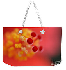 Stamen Weekender Tote Bag by Renie Rutten
