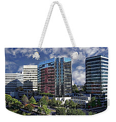 Stamford City Center Weekender Tote Bag